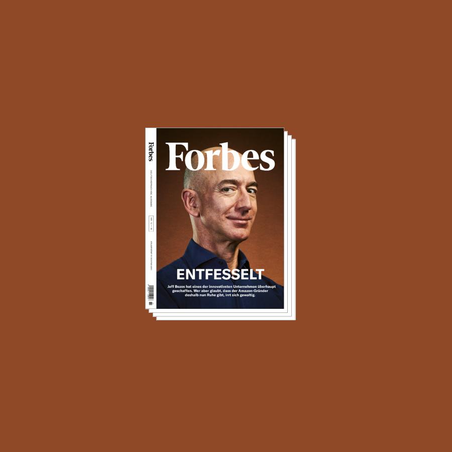 Forbes Ausgabe Handel